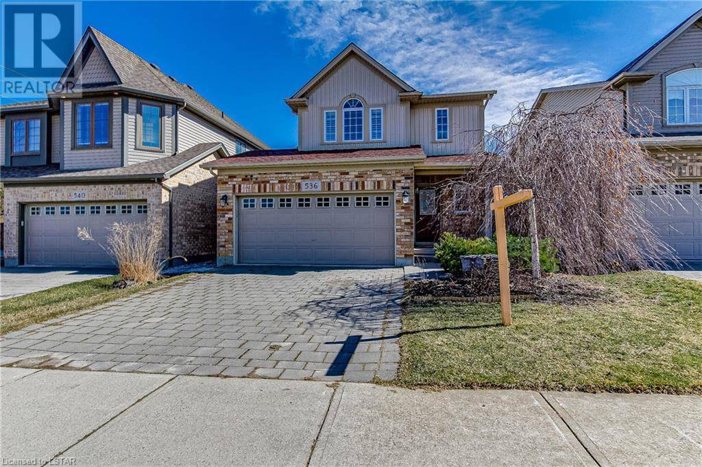 House for sale at 536 Lindisfarne Rd London Ontario - MLS: 252498