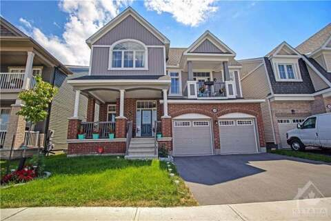 House for sale at 536 Millars Sound Wy Ottawa Ontario - MLS: 1206342
