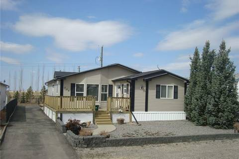 House for sale at 536 Queen St Elnora Alberta - MLS: C4242069