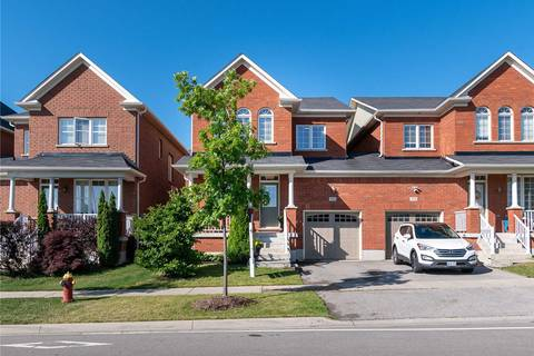 Townhouse for sale at 536 Savoline Blvd Milton Ontario - MLS: W4518550