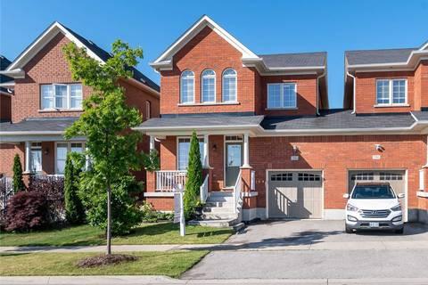 Townhouse for sale at 536 Savoline Blvd Milton Ontario - MLS: W4554113