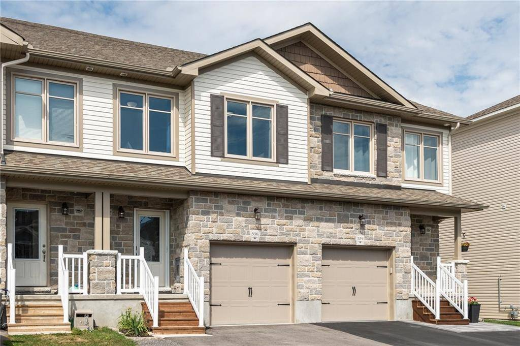Townhouse for sale at 536 Stanley Brothers St Almonte Ontario - MLS: 1168103
