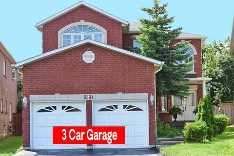 House for sale at 5364 Anvil Ln Mississauga Ontario - MLS: W4543410