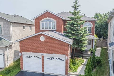 House for sale at 5364 Anvil Ln Mississauga Ontario - MLS: W4606097