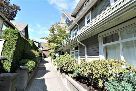 Townhouse for sale at 5368 Larch St Vancouver British Columbia - MLS: R2406180