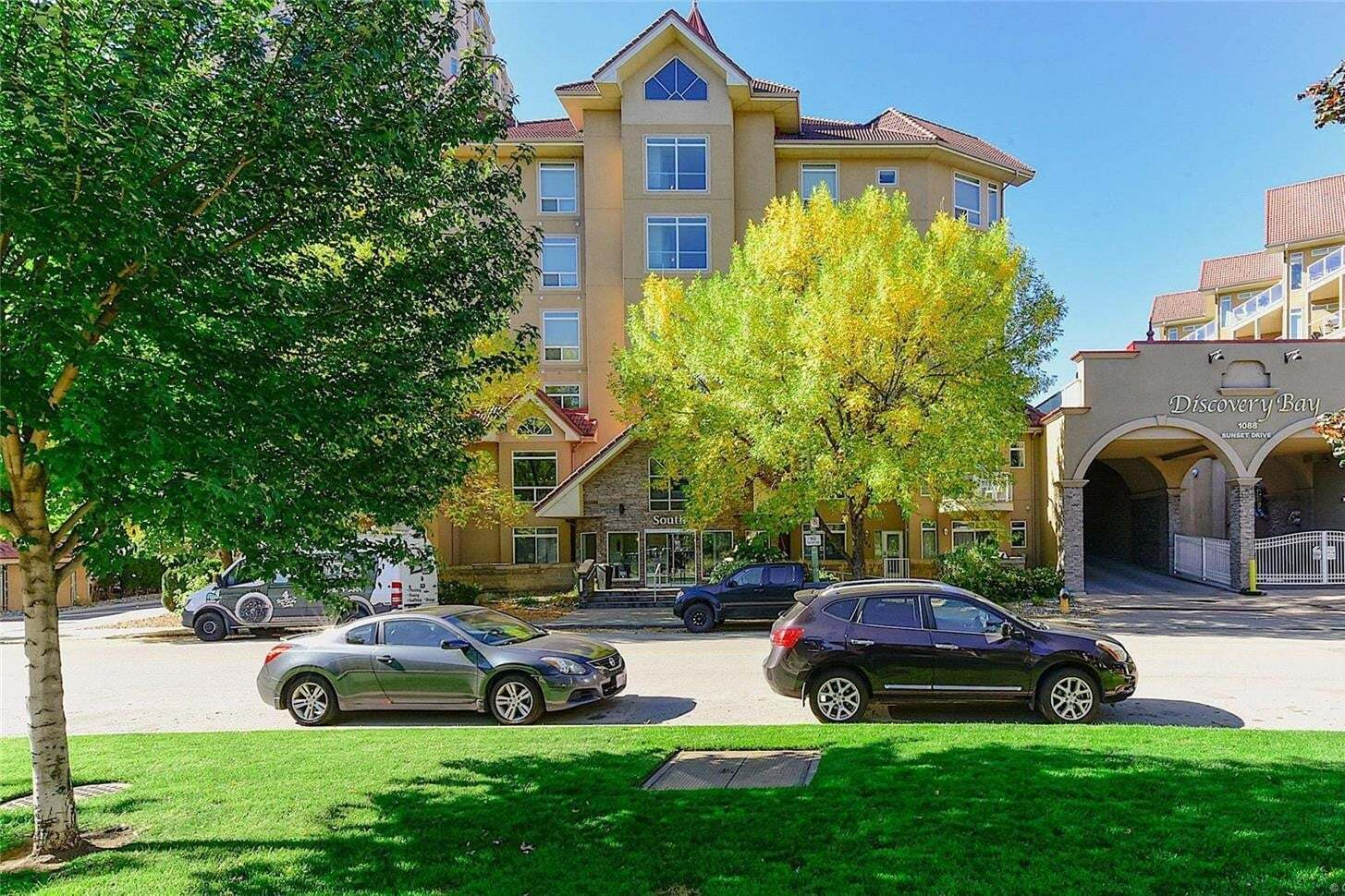 Condo for sale at 1088 Sunset Dr Unit 537 Kelowna British Columbia - MLS: 10217142