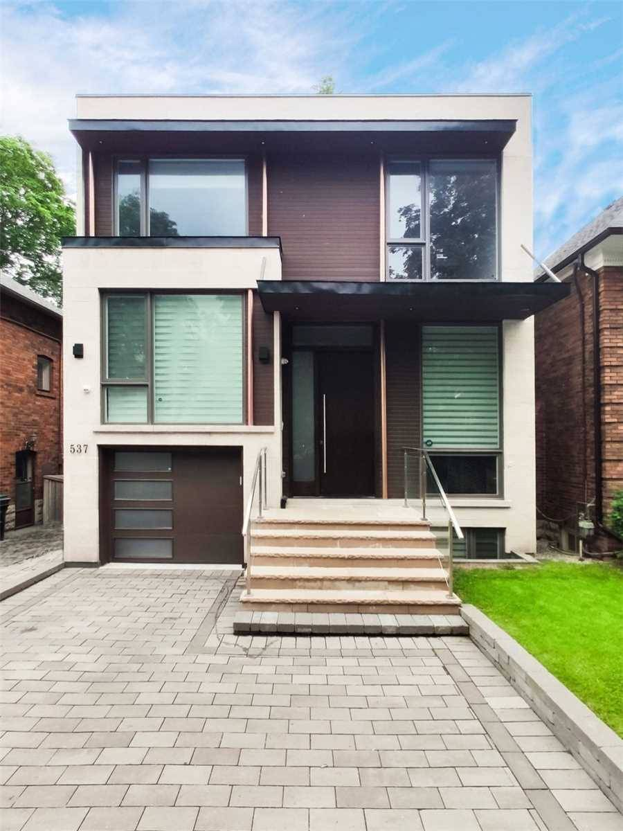 House for sale at 537 Briar Hill Ave Toronto Ontario - MLS: C4485764