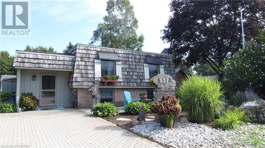 House for sale at 537 Bruce St Saugeen Shores Ontario - MLS: 222287