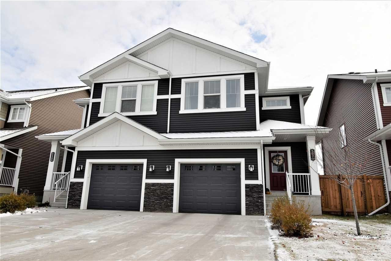 Townhouse for sale at 537 Ebbers Wy NW Edmonton Alberta - MLS: E4218750