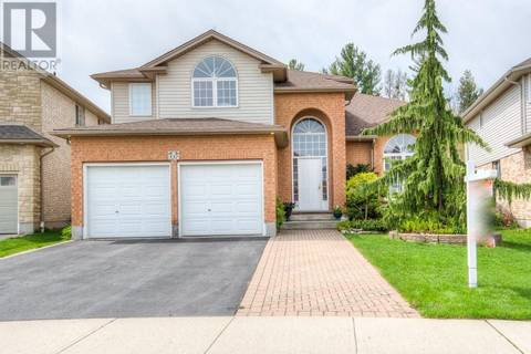 House for sale at 537 Rush Meadow Cres Kitchener Ontario - MLS: 30747995