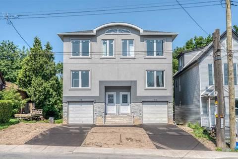 Townhouse for sale at 537 Wellington St Hamilton Ontario - MLS: X4539495