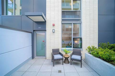 Townhouse for sale at 537 King Edward Ave W Vancouver British Columbia - MLS: R2420034
