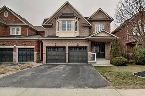 House for sale at 5373 Cachet Cres Burlington Ontario - MLS: W4544778