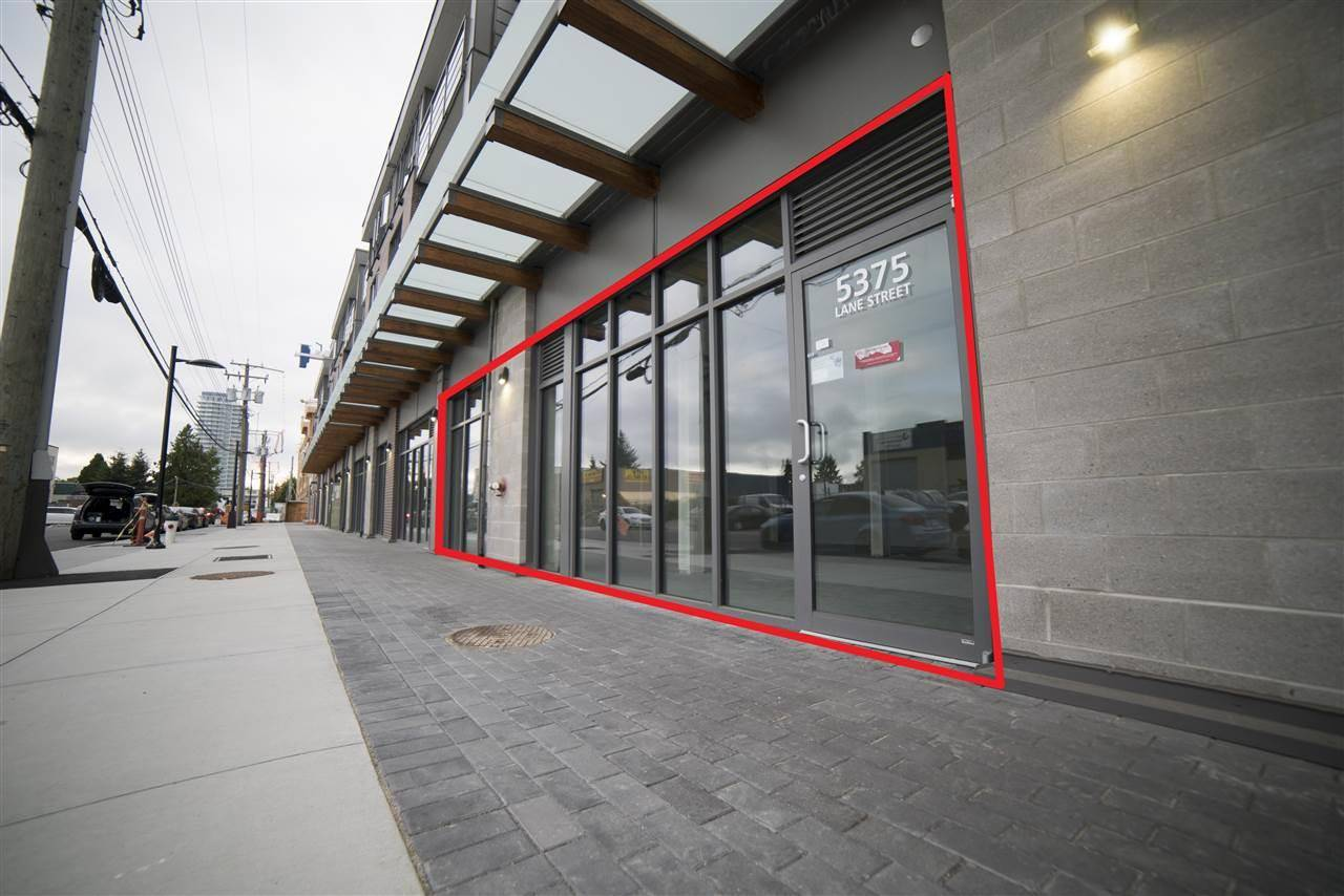 Commercial property for lease at 5375 Lane St Burnaby British Columbia - MLS: C8028925