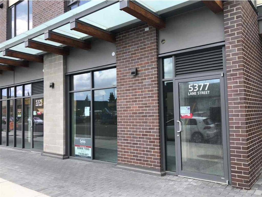Commercial property for lease at 5377 Lane St Burnaby British Columbia - MLS: C8026233