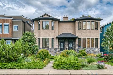 Townhouse for sale at 538 21 Ave Northwest Calgary Alberta - MLS: C4259404