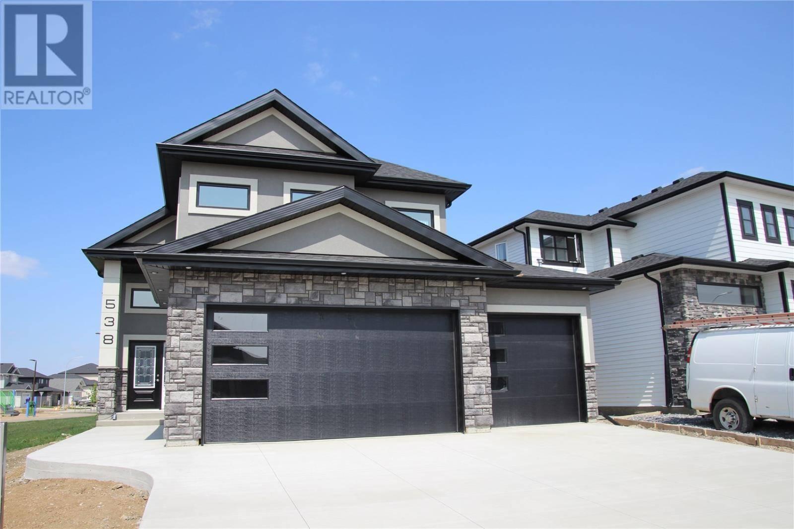 House for sale at 538 Bolstad Turn Saskatoon Saskatchewan - MLS: SK774505