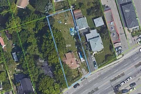 Commercial property for sale at 538 Danforth Rd Toronto Ontario - MLS: E4895066