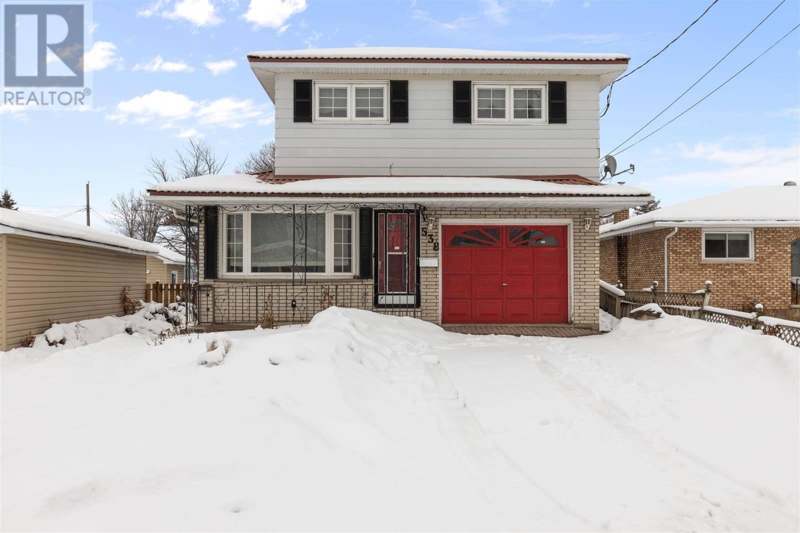 House for sale at 538 Korah Rd Sault Ste. Marie Ontario - MLS: SM127668