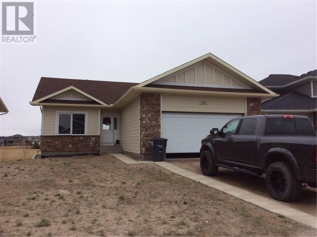 For Sale: 538 Langlois Way, Saskatoon, SK | 3 Bed, 2 Bath House for $563,000. See 22 photos!