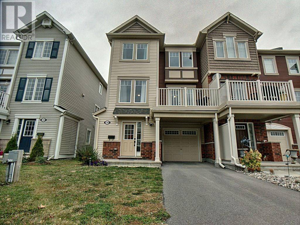 Townhouse for sale at 538 Snow Goose St Ottawa Ontario - MLS: 1172964