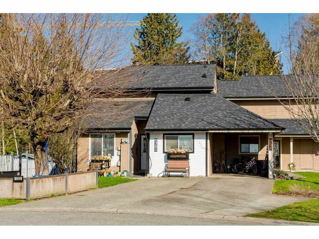 For Sale: 5382 198a Street, Langley, BC | 3 Bed, 2 Bath Townhouse for $610000.