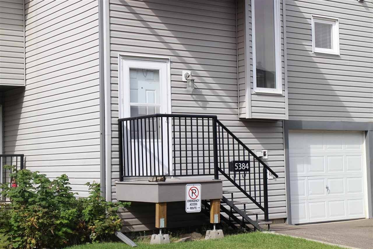Townhouse for sale at 5384 38a Ave Nw Edmonton Alberta - MLS: E4174320