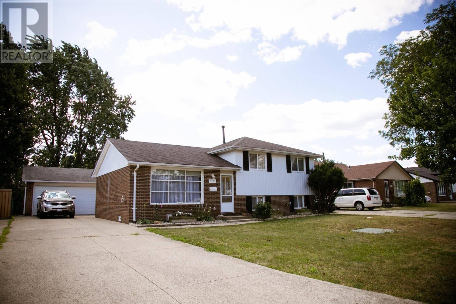 House for sale at 5385 Queen Elizabeth  Windsor Ontario - MLS: 19023368