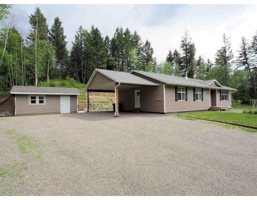 For Sale: 5386 Taneeyah Road, 108 Mile Ranch, BC | 3 Bed, 2 Bath House for $335,000. See 20 photos!