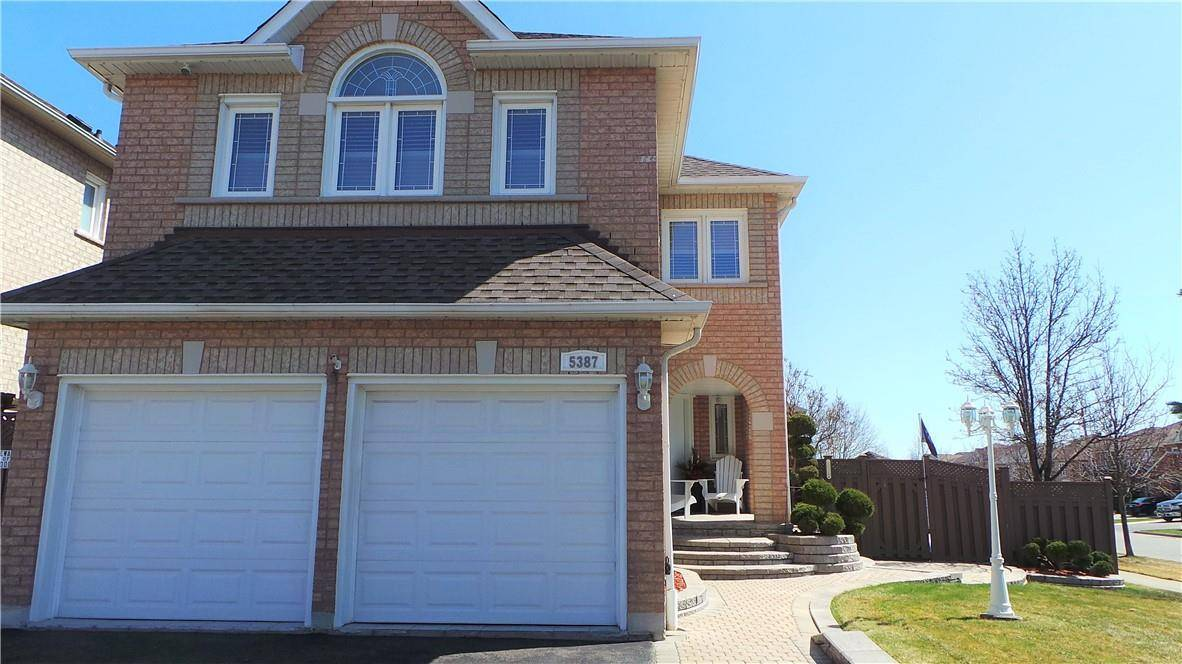 House for sale at 5387 Wilderness Tr Mississauga Ontario - MLS: H4075771
