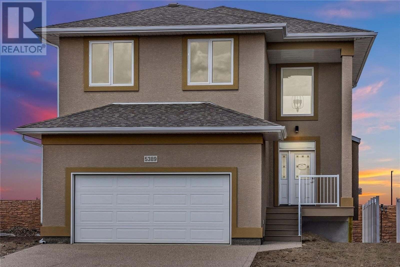House for sale at 5389 Mckenna Cres Regina Saskatchewan - MLS: SK821133