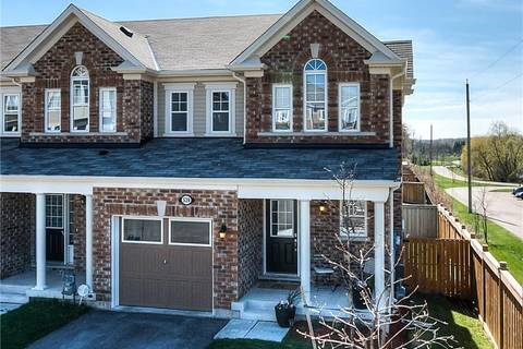 Townhouse for sale at 539 Goldenrod Ln Kitchener Ontario - MLS: 30734458