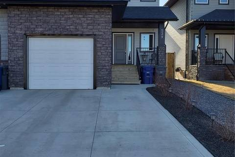 Townhouse for sale at 539 Maple Cres Warman Saskatchewan - MLS: SK805994
