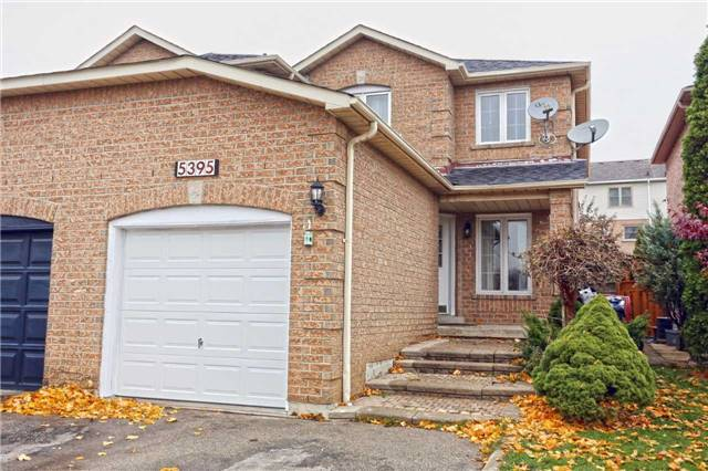 For Sale: 5395 Bullrush Drive, Mississauga, ON | 3 Bed, 3 Bath Townhouse for $729,000. See 20 photos!