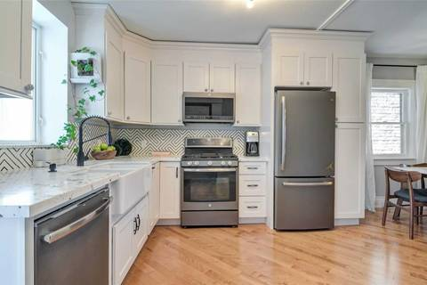 Townhouse for sale at 53 Macgregor Ave Toronto Ontario - MLS: W4729998