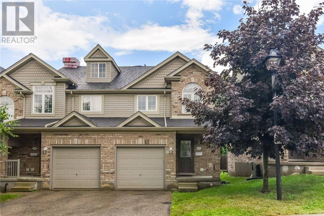 Townhouse for sale at 1155 Gordon St Unit 54 Guelph Ontario - MLS: 30750373