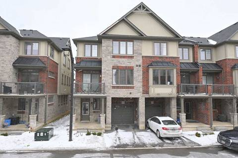Townhouse for sale at 1169 Garner Rd Unit 54 Hamilton Ontario - MLS: X4697688
