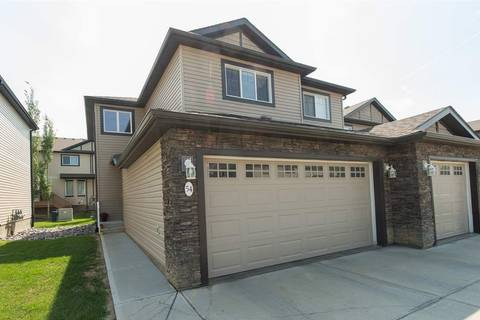 Townhouse for sale at 2005 70 St Sw Unit 54 Edmonton Alberta - MLS: E4160504