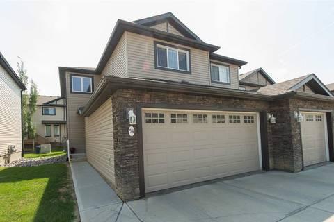 Townhouse for sale at 2005 70 St Sw Unit 54 Edmonton Alberta - MLS: E4160504