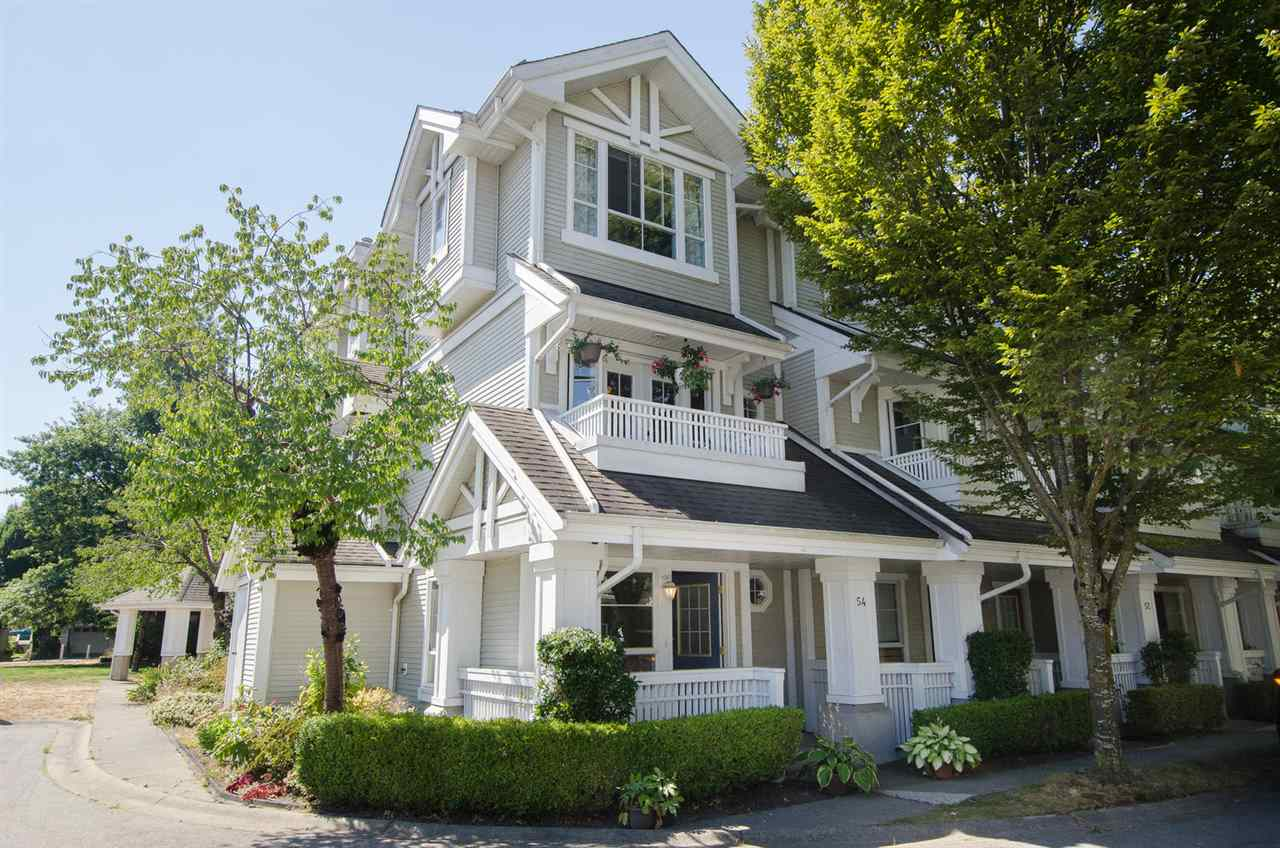 For Sale: 54 - 22000 Sharpe Avenue, Richmond, BC | 2 Bed, 2 Bath Townhouse for $598,800. See 18 photos!