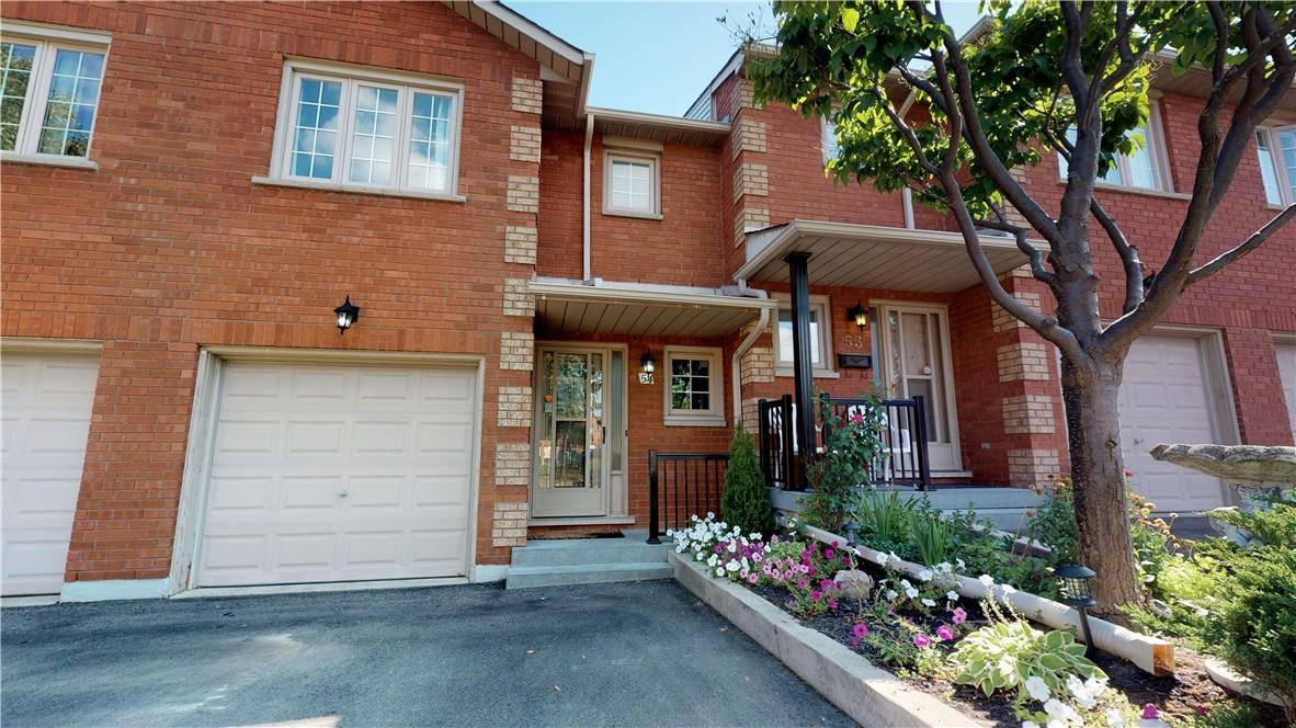 Townhouse for sale at 255 Mount Albion Rd Unit 54 Hamilton Ontario - MLS: H4065415