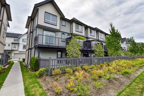 Townhouse for sale at 30930 Westridge Pl Unit 54 Abbotsford British Columbia - MLS: R2383299