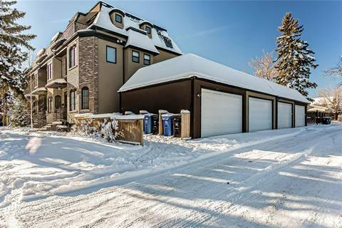 Townhouse for sale at 54 34 Ave Southwest Calgary Alberta - MLS: C4288439