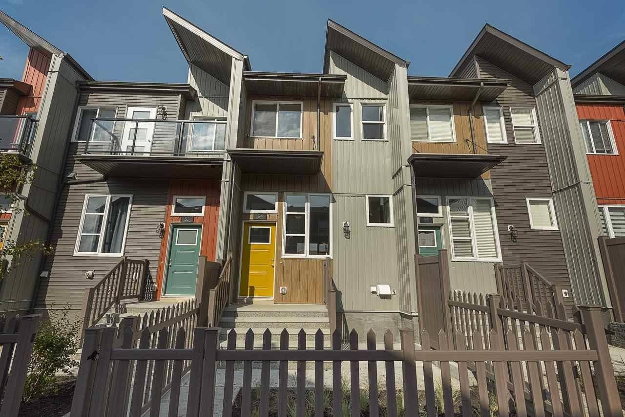Townhouse for sale at 4470 Prowse Rd Sw Unit 54 Edmonton Alberta - MLS: E4175895