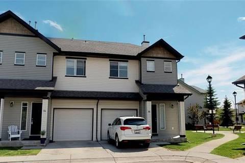 Townhouse for sale at 54 Everridge Garden(s) Southwest Unit 54 Calgary Alberta - MLS: C4253443