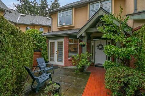 Townhouse for sale at 5880 Hampton Pl Unit 54 Vancouver British Columbia - MLS: R2355722