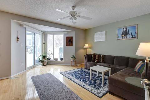 Townhouse for sale at 603 Youville Dr Nw Unit 54 Edmonton Alberta - MLS: E4146882