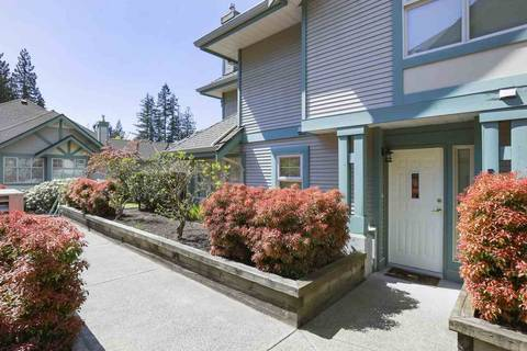 Townhouse for sale at 65 Foxwood Dr Unit 54 Port Moody British Columbia - MLS: R2366150