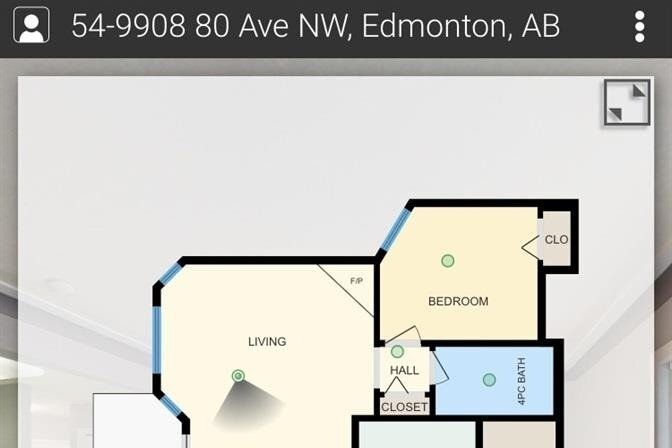 Condo for sale at 9908 80 Av NW Unit 54 Edmonton Alberta - MLS: E4219822