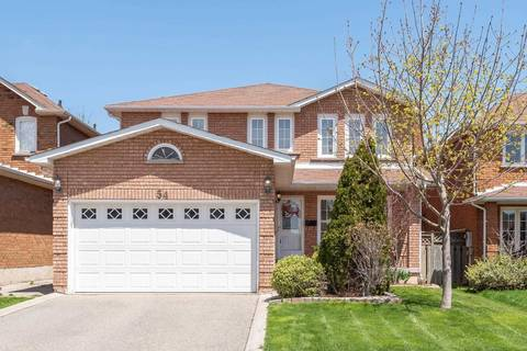 House for sale at 54 Allenhead Cres Brampton Ontario - MLS: W4444107